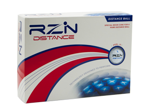 RZN DISTANCE Golf Balls