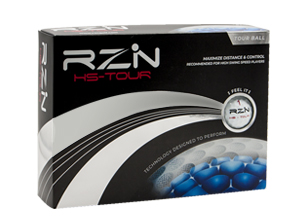 RZN HS-TOUR Golf Balls