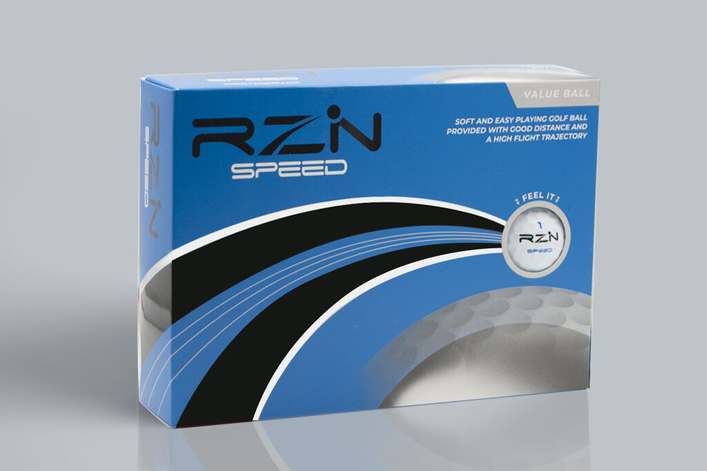 RZN SPEED Golf Balls
