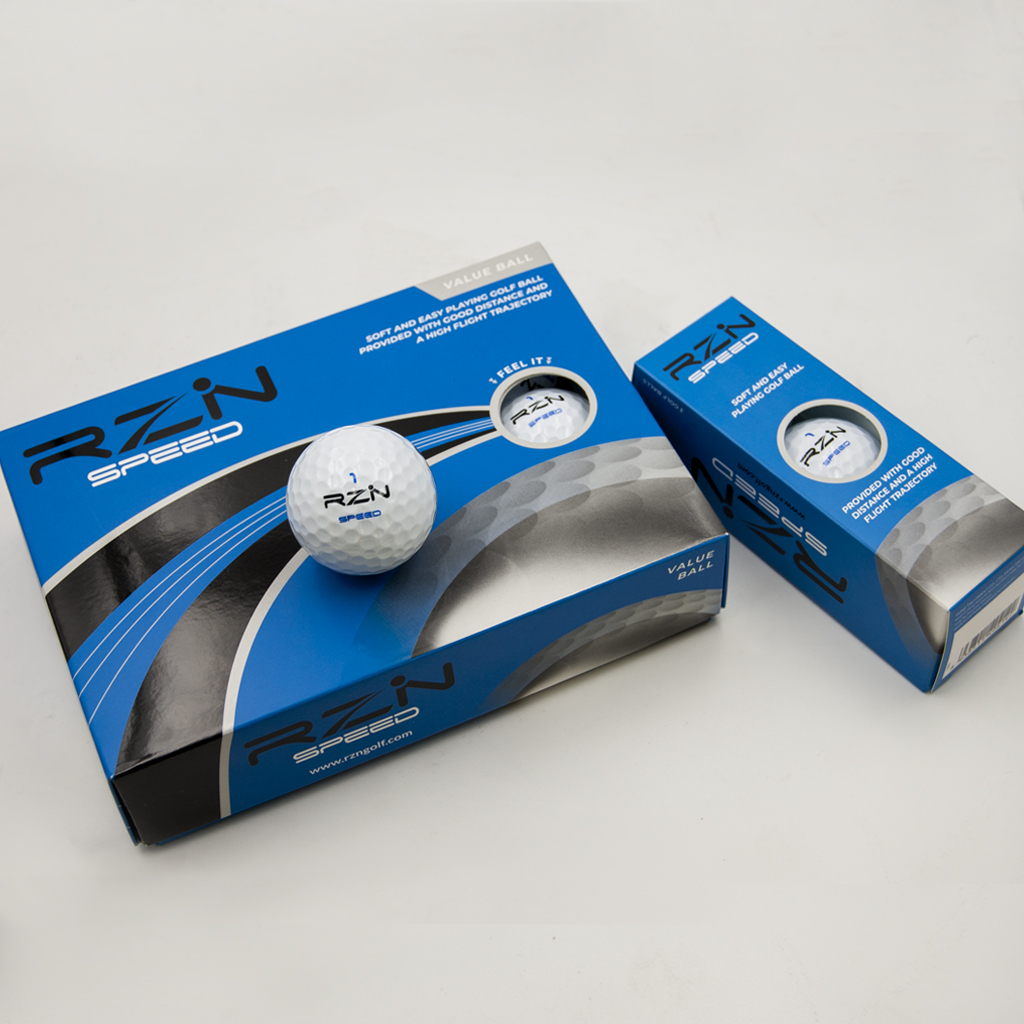 RZN Speed Golf Ball