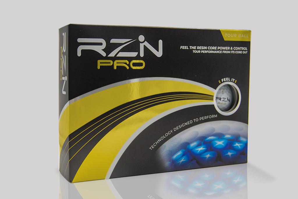 RZN Golf balls official website