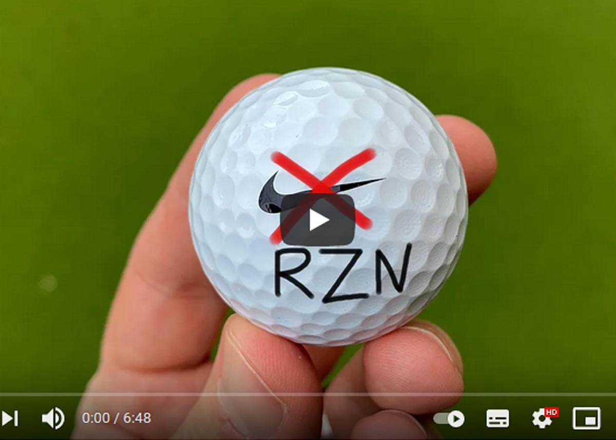 Rick Shields, Nike Golf Balls are back