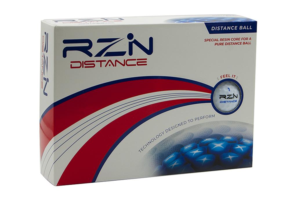 Bola de Golf para ganar distancia, RZN Distance